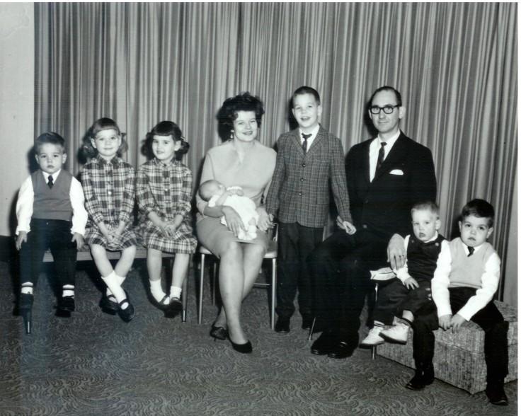 Marv&MaryGehrFamily1966