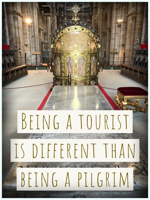 pilgrim tourist