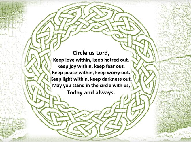 Circle us Lord