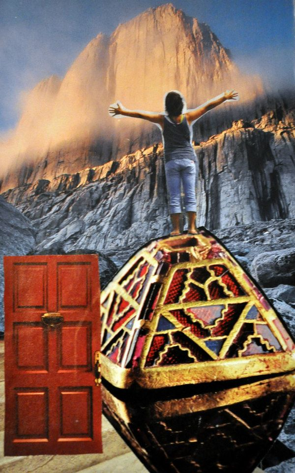 doorway to freedom
