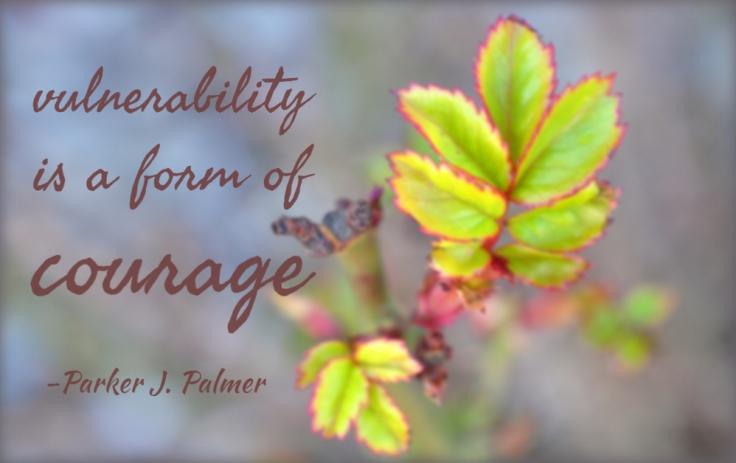 vulnerability courage