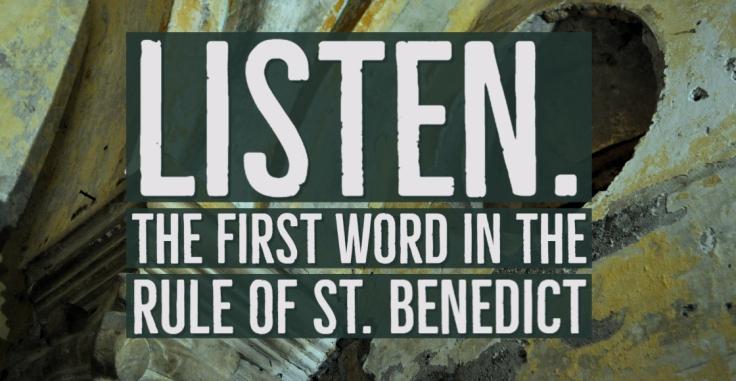 listen first word