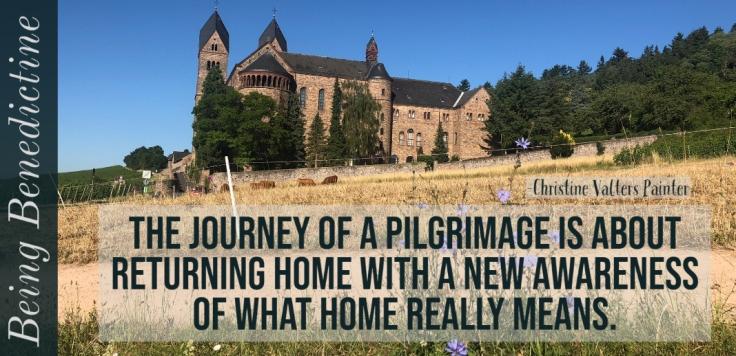 pilgrimage home