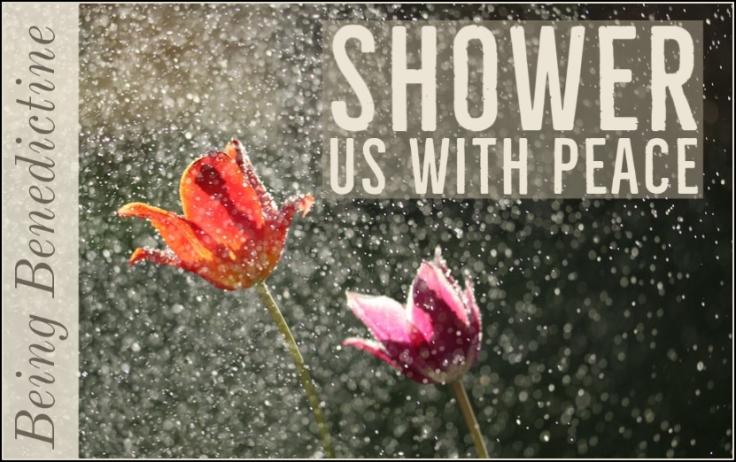 peace shower us